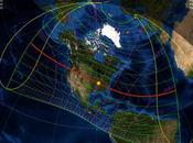 Événement éclipse totale Soleil visible États-Unis août