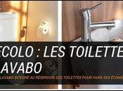 Economiques écologiques, toilettes avec lavabo intégré sont géniales