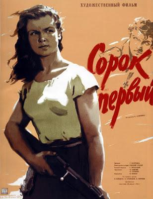 Le Quarante et unième - Sorok pervyy, Grigori Tchoukhraï (1956)