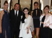 GRISOGONO organise diner exclusif pendant semaine couture Paris.