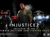 GAMING Injustice Black Manta, Raiden Hellboy, trois nouveaux personnages dévoilés
