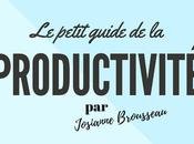 Ebook gratuit: Petit Guide productivité Josianne Brousseau