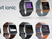 Fitbit Ionic toute nouvelle smartwatch dévoilée