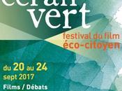 Ecran Vert Festival film éco-citoyen Charente-Maritime septembre