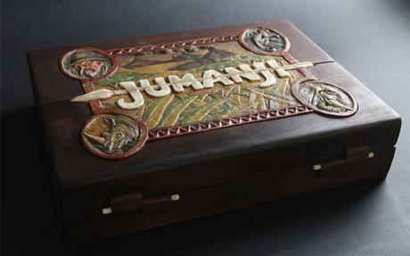 Jumanji : il réalise une réplique incroyable du jeu