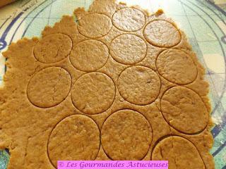 Biscuits épicés sans oeufs ni beurre