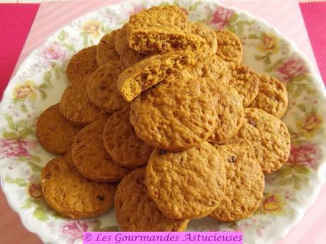 Comment faire des Biscuits épicés sans oeufs ni beurre ?