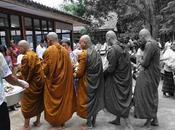 Nord-est thaïlande, notre Khao Phansa [วันเข้าพรรษา- Lent Day)