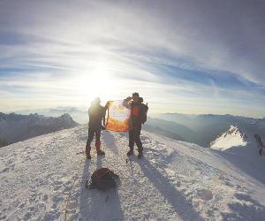 [Insolite] Axeo Services s'implante en haut du Mont Blanc