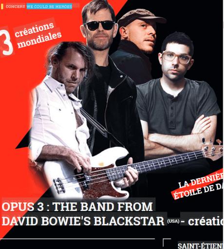 Rhino Jazz (s) rend hommage au caméléon Bowie