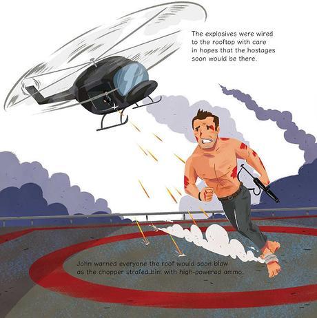 «Piège de cristal» adapté en livre pour enfants