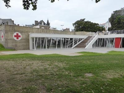 En immersion dans le blockhaus hôpital des Sables