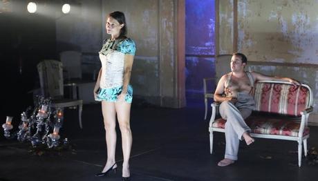 [Critique] Agatha de Marguerite Duras au Café de la danse, une pièce dérangeante mais magistrale