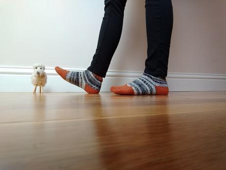 Les chaussettes de la renarde