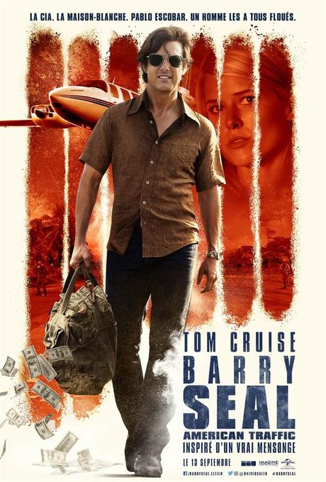 [critique] Barry Seal : American Traffic