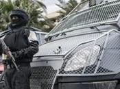 Egypte terroristes présumés abattus lors d'une opération policière Caire