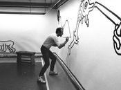 plus grande œuvre jamais réalisée Keith Haring dévoile Paris