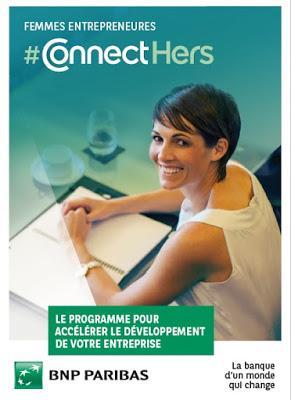#ConnectHers, en faveur de l'entrepreneuriat féminin : Atteindre le seuil de 40% d'entrepreneures !