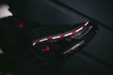 Nike et Undefeated