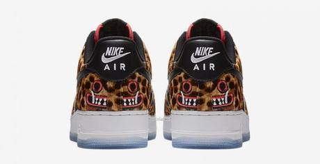 Nike Air Force 1 Los Primeros 2017