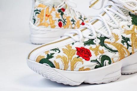 Nike Lebron 15 Floral