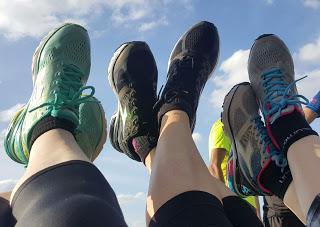 20km de Paris, Diadora : des entraînements gratuits et de super chaussures !