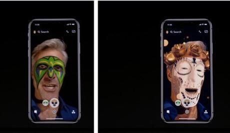 Les iPhone X, 8 et 8 Plus !