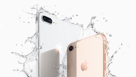 On en oublierait presque le nouvel iPhone 8