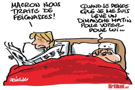 Macron or not Macron?