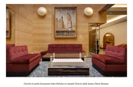 Le Patio Saint Antoine, un hôtel investi par les plus grands designers / Paris 11