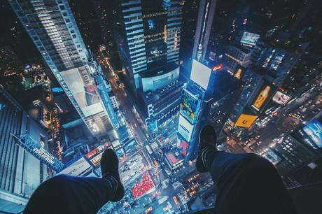 Les vues aériennes vertigineuses de Humza Deas