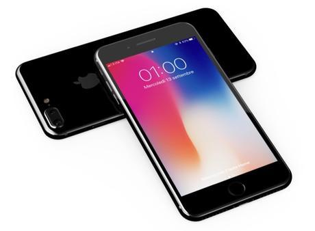 Le fond d'écran de l'iPhone X sur votre iPhone dès maintenant