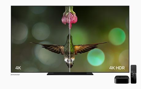 Apple TV 4K : Découvrez les films et les séries en 4K HDR