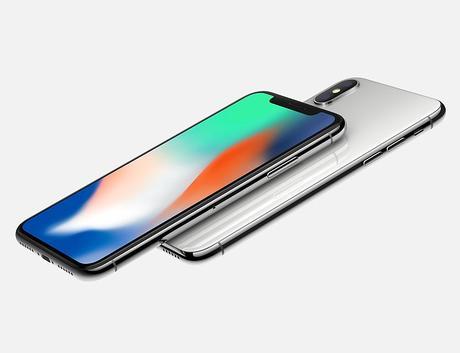 iphone x argent - Keynote : Apple lève le voile sur l'iPhone X, sortie le 3 novembre