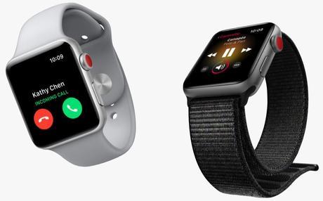 Apple watch series 3 4g - Keynote : Apple dévoile l'Apple Watch Series 3 4G