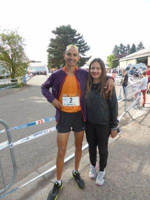 Courses du C.O.W: 10KM Ŕ LA RAME