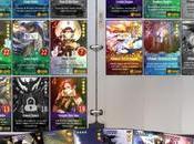 Duel Summoners Mabinogi Trading Card Game bientôt disponible