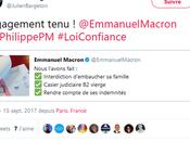 #loiConfiance #LREM n'est (vraiment) amie (#Antifa ever)
