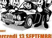 Flamin Groovies Clapier, Saint-Etienne septembre 2017