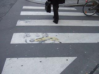 De l'art urbain parisien