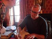 Rencontre avec Graeme Macrae Burnet campagne écossaise Delaville Café