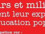 Participez notre opération témoins/acteurs/militants l'éducation populaire