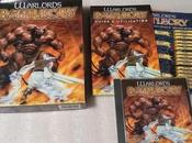 (Arrivage) Arrivage 01/10/2017 Jeux Warlords Battlecry Gros Collector Conan