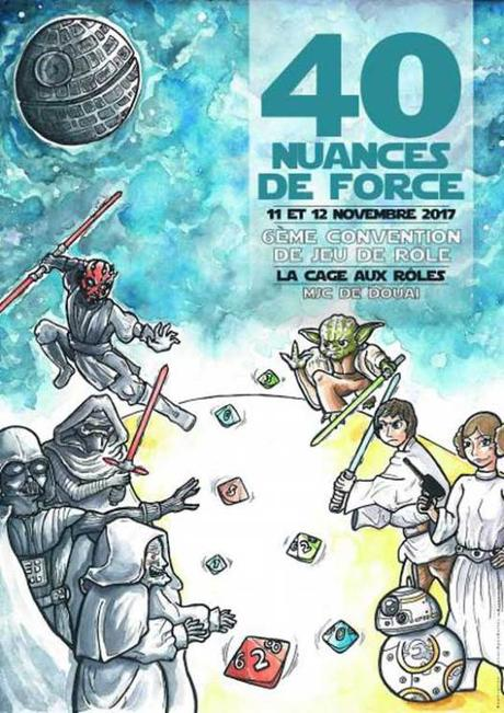 40 Nuances de Force