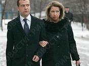 Russie mais Svetlana Medvedev