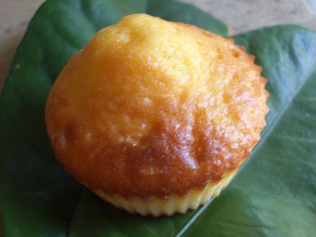 Gateau aux citrons sans beurre