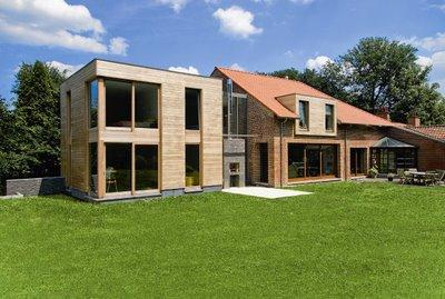 Belgique l 39 dition 2008 de ma maison mon architecte for Architecte bruxelles