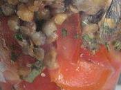 petite salade verrine