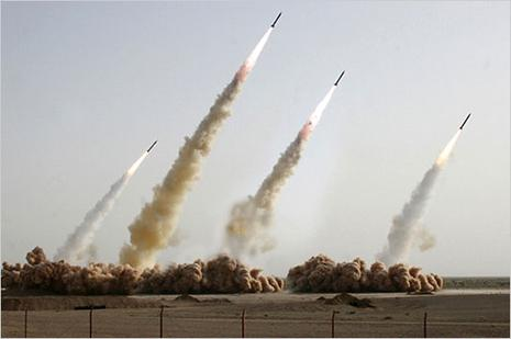 Missiles iranien