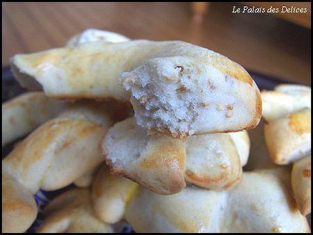 Kaak dOujda en étapes ( biscuits marocains )